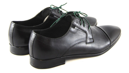 Pantofle męskie czarne Lemi 765Z